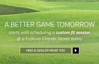 Schedule Custom Golf Shaft Fitting
