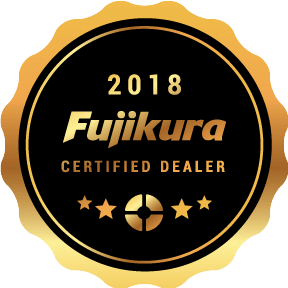 2018 Fujikura Certified Dealer
