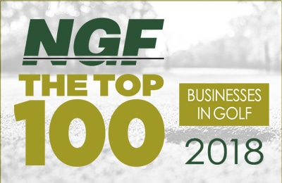 NGF The Top 100 Business in Golf 2018